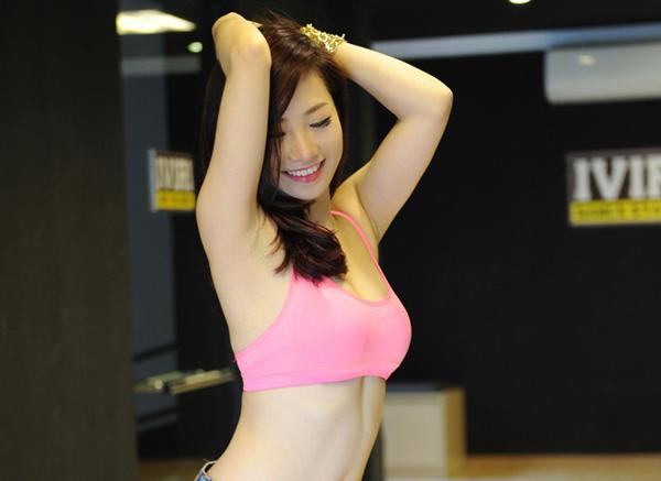 Fitness Lady 0002