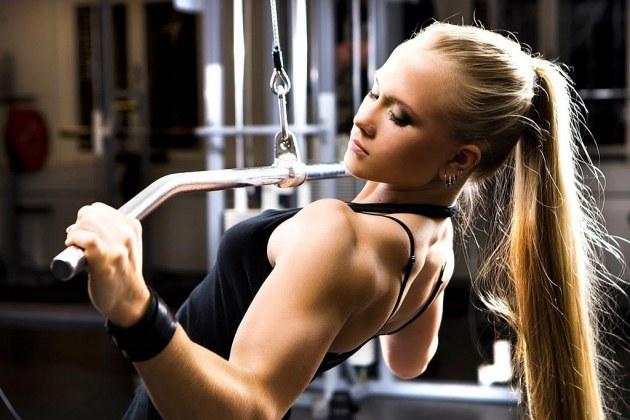 Fitness Lady 0004