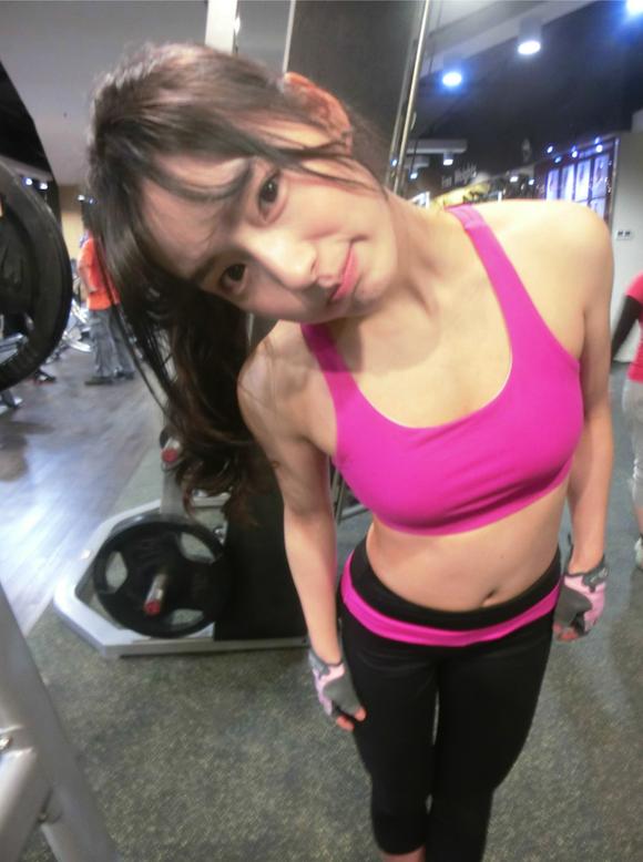 Fitness Lady 0005
