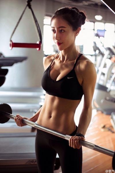 Fitness Lady 0006