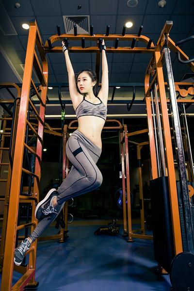 Fitness Lady 0007