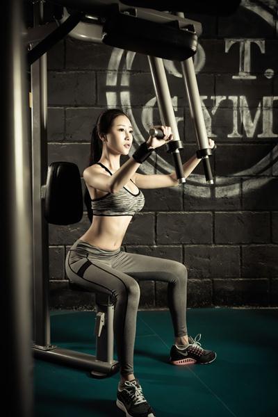 Fitness Lady 0008