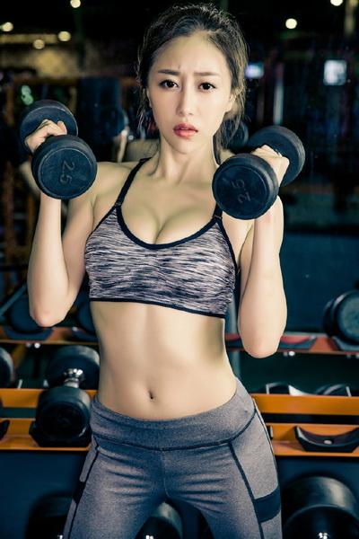 Fitness Lady 0009