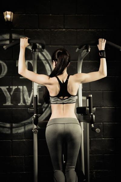 Fitness Lady 0010