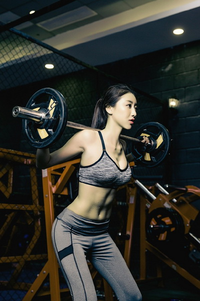 Fitness Lady 0012
